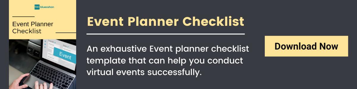 CTA event planner