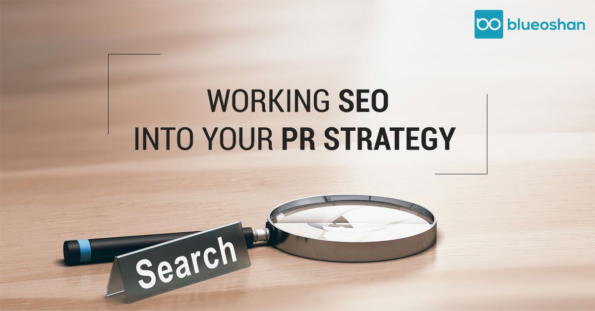 Working SEO into your PR strategy