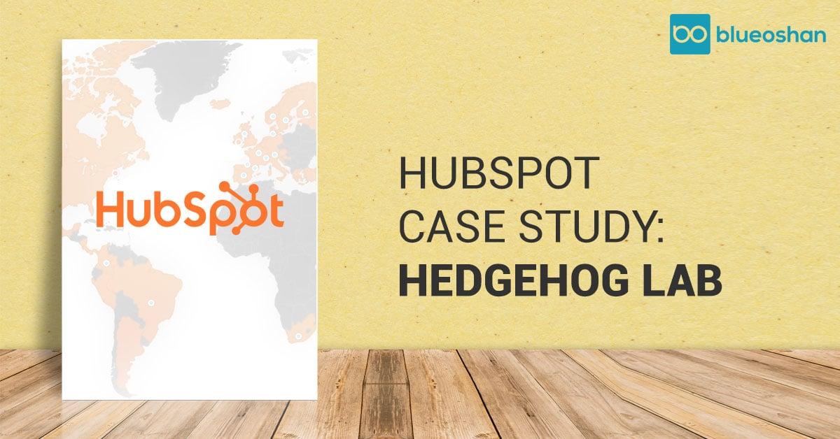 HubSpot Case Study: Hedgehog Lab