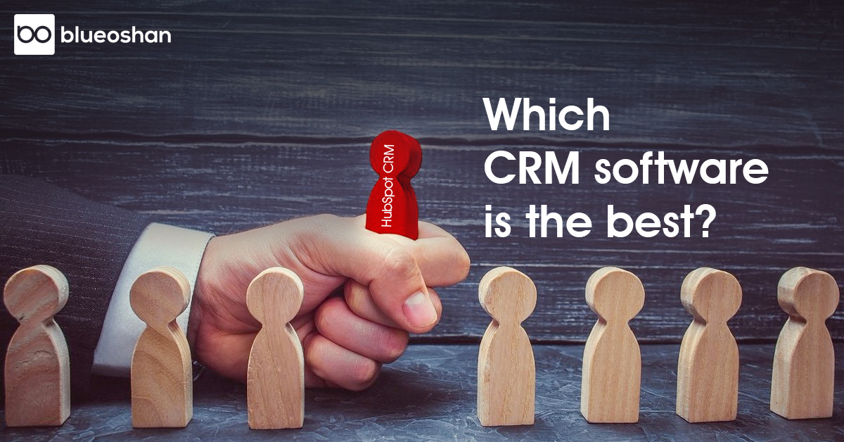 Which CRM software is the best?