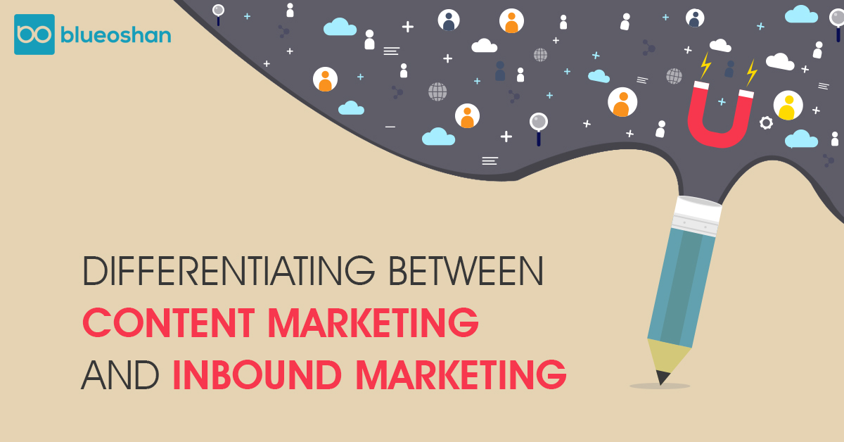 DIFFERENTIATING BETWEEN CONTENT MARKETING AND INBOUND MARKETING