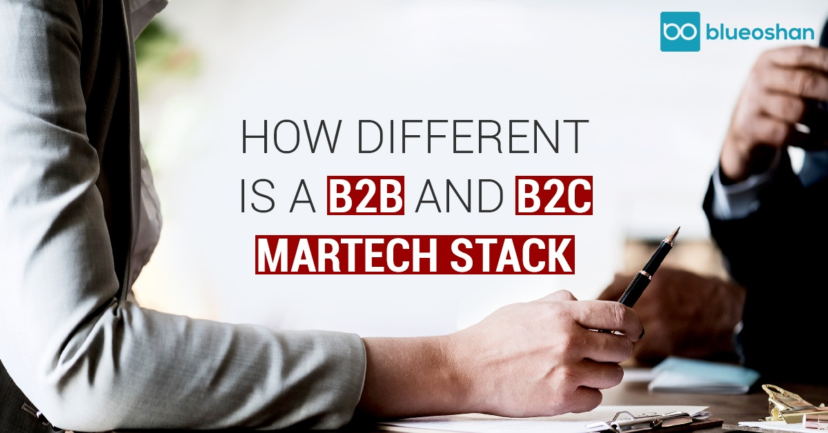 B2B and B2C MarTech Stack