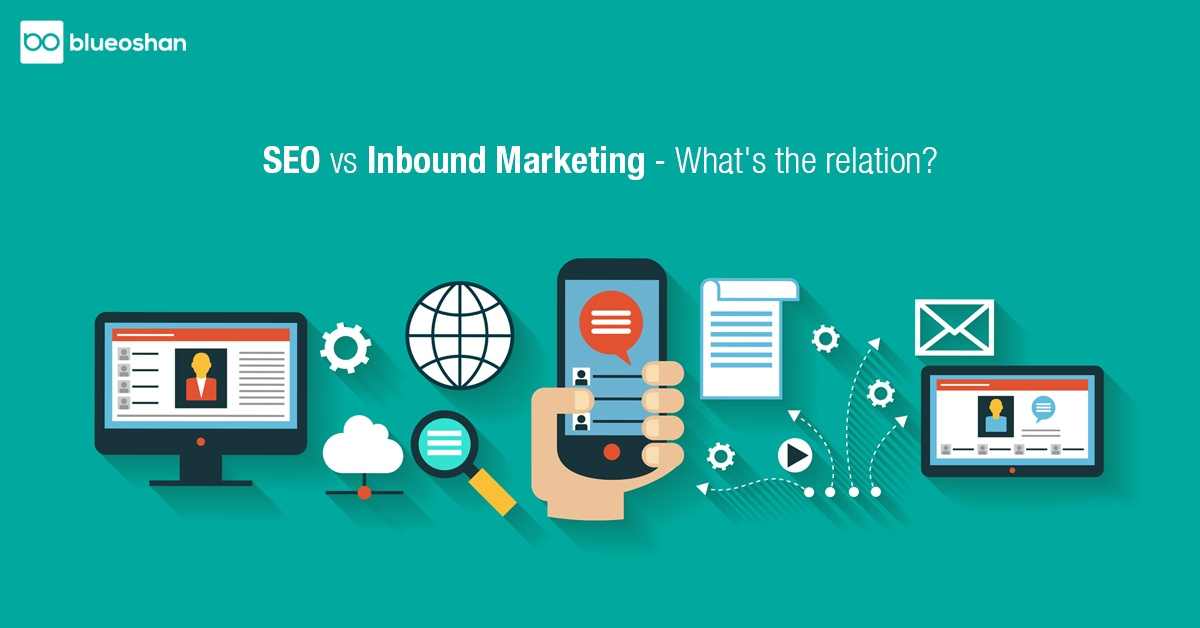 SEO vs Inbound Marketing - What's the relation