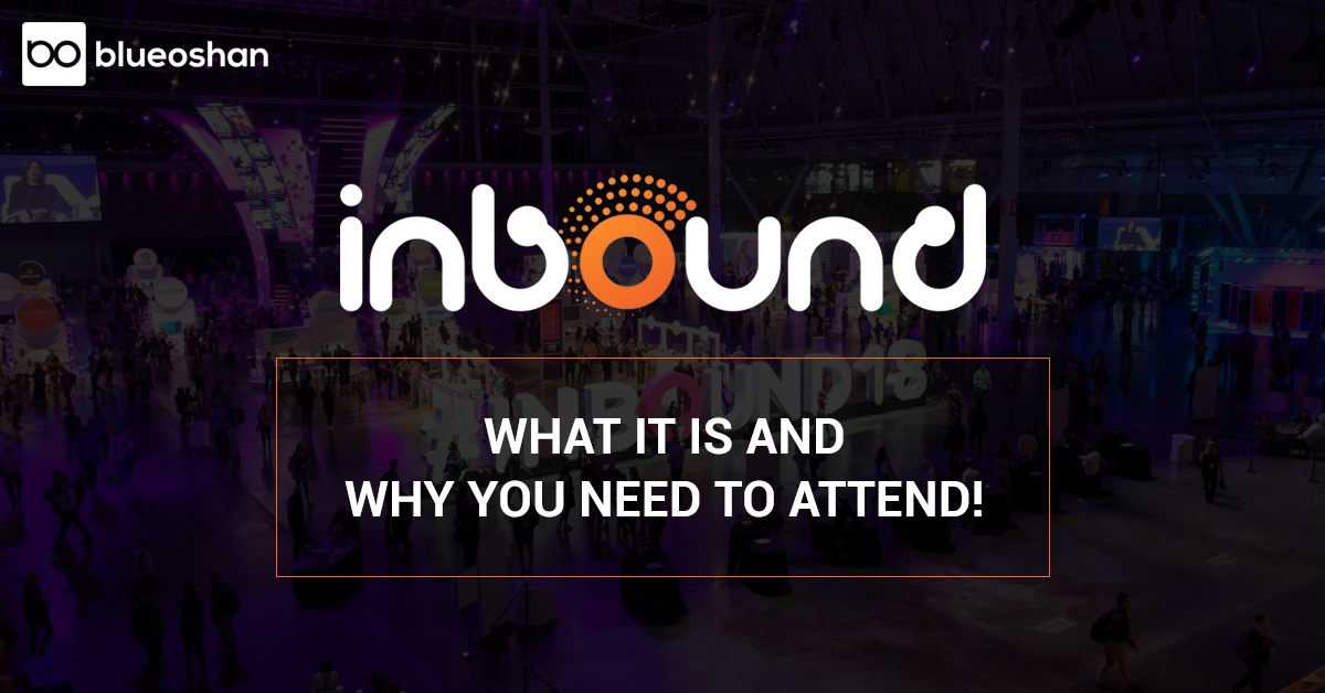 Inbound - What and why you need to attend