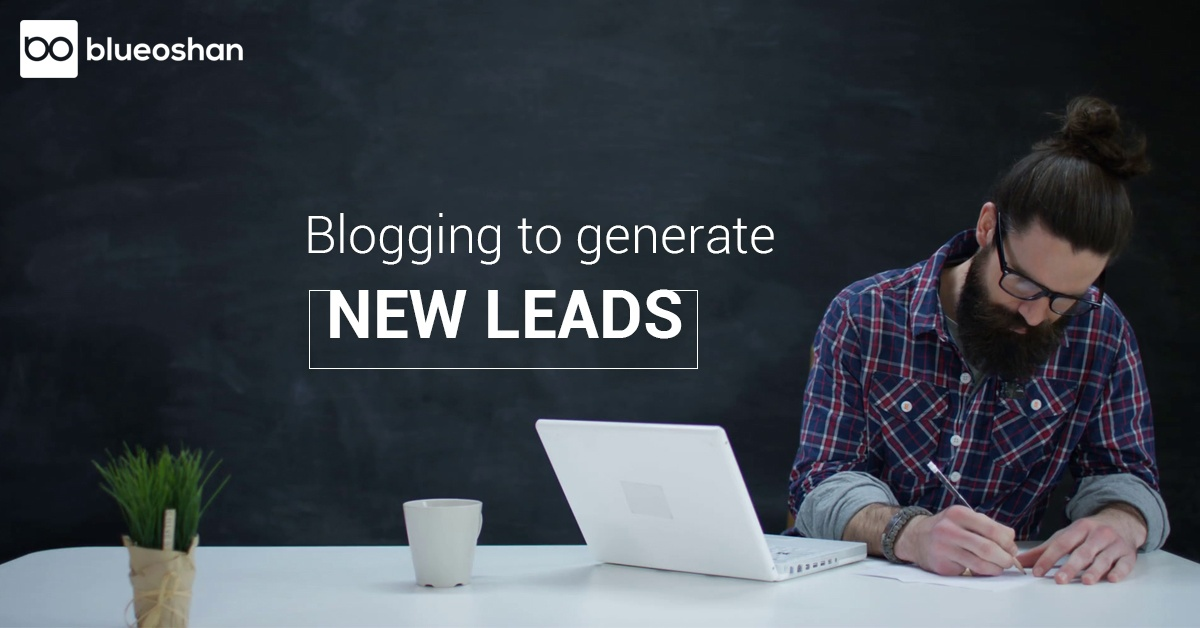 Blogging to generate leads