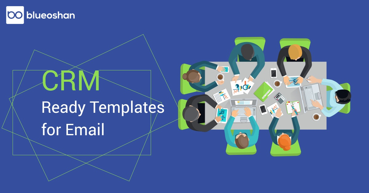 CRM ready templates for Email